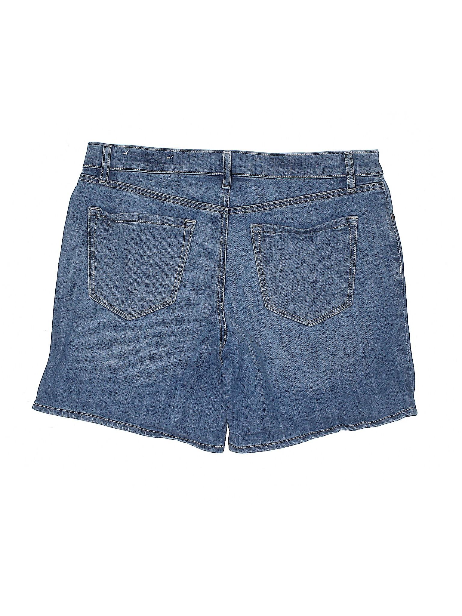 Loft Ann Taylor Leisure Boutique Denim Shorts Bqwn6t85