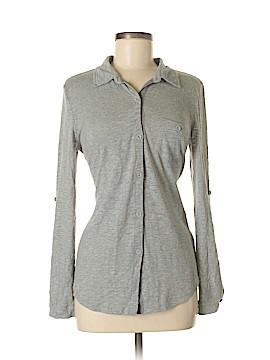 Ellison Long Sleeve Button-Down Shirt Size M