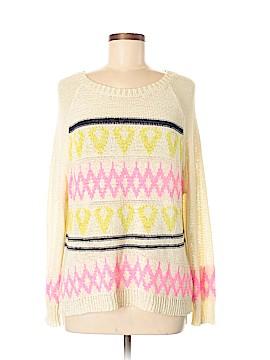 Camilla Tree Pullover Sweater Size Med - Lg