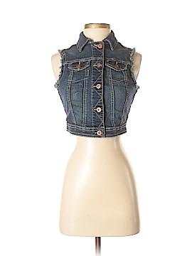 Arizona Jean Company Denim Vest Size S