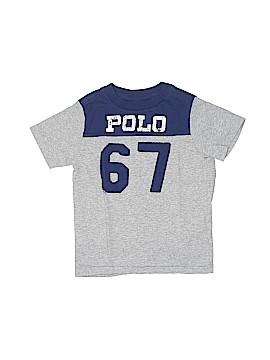 Polo by Ralph Lauren Short Sleeve T-Shirt Size 4