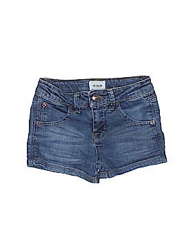 Hudson Jeans Denim Shorts Size 10