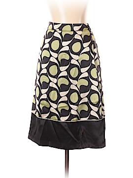 Studio M Silk Skirt Size S