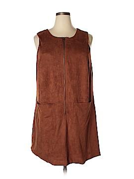 Moon Casual Dress Size 1X (Plus)