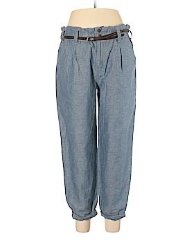 CALVIN KLEIN JEANS Linen Pants Size 12