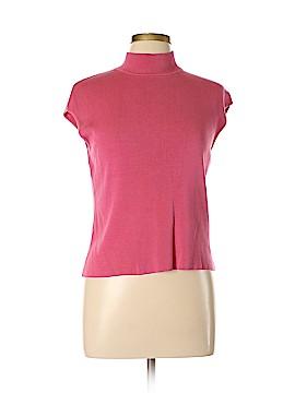 Rena Rowan Silk Pullover Sweater Size L