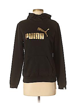 Puma Pullover Hoodie Size S (Petite)