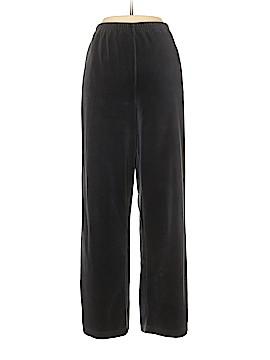 Liz Claiborne Velour Pants Size M