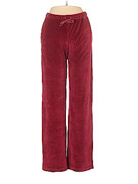 Burberry Velour Pants Size L