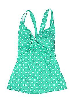 L.L.Bean Swimsuit Top Size 8