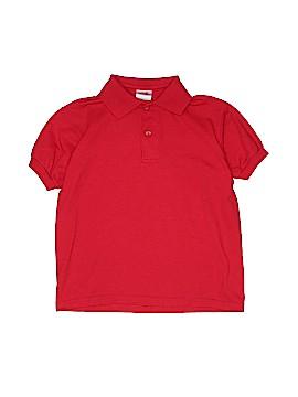 Hanes Short Sleeve Polo Size 6 - 8
