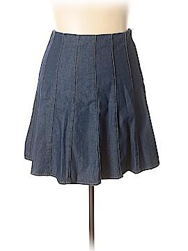 Jones New York Signature Denim Skirt Size 16