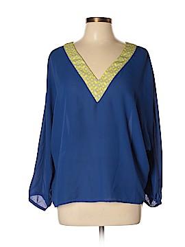 Esley 3/4 Sleeve Blouse Size L