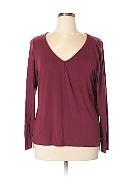 ModCloth Long Sleeve T-Shirt Size 1X (Plus)