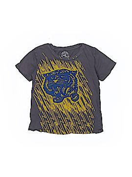 Lucky Fish Short Sleeve T-Shirt Size 4