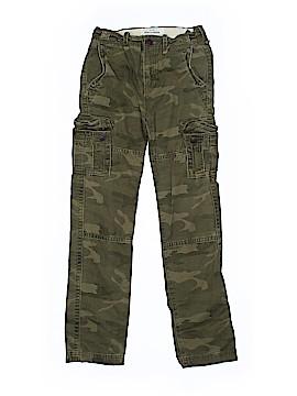 Abercrombie & Fitch Cargo Pants Size 12 (Slim)