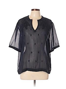 Old Navy Short Sleeve Blouse Size XL