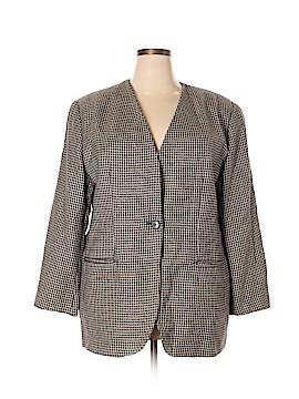 Rafaella Wool Blazer Size 18 (Plus)