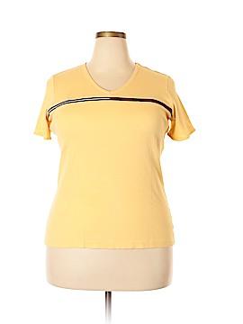 Tommy Hilfiger 3/4 Sleeve T-Shirt Size 1X (Plus)