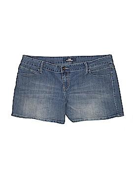 YMI Denim Shorts Size 20 (Plus)