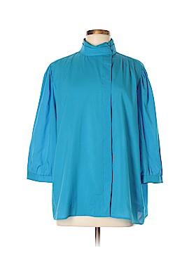Chaus Long Sleeve Button-Down Shirt Size 40 (EU)