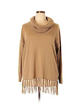 MICHAEL Michael Kors Turtleneck Sweater Size 1X (Plus)