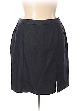 Talbots Casual Skirt Size 16W Petite (Petite)