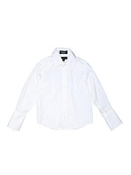 Sean John Long Sleeve Button-Down Shirt Size 6