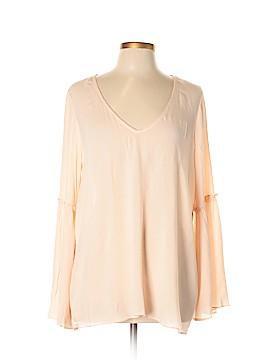 BP. Long Sleeve Blouse Size L