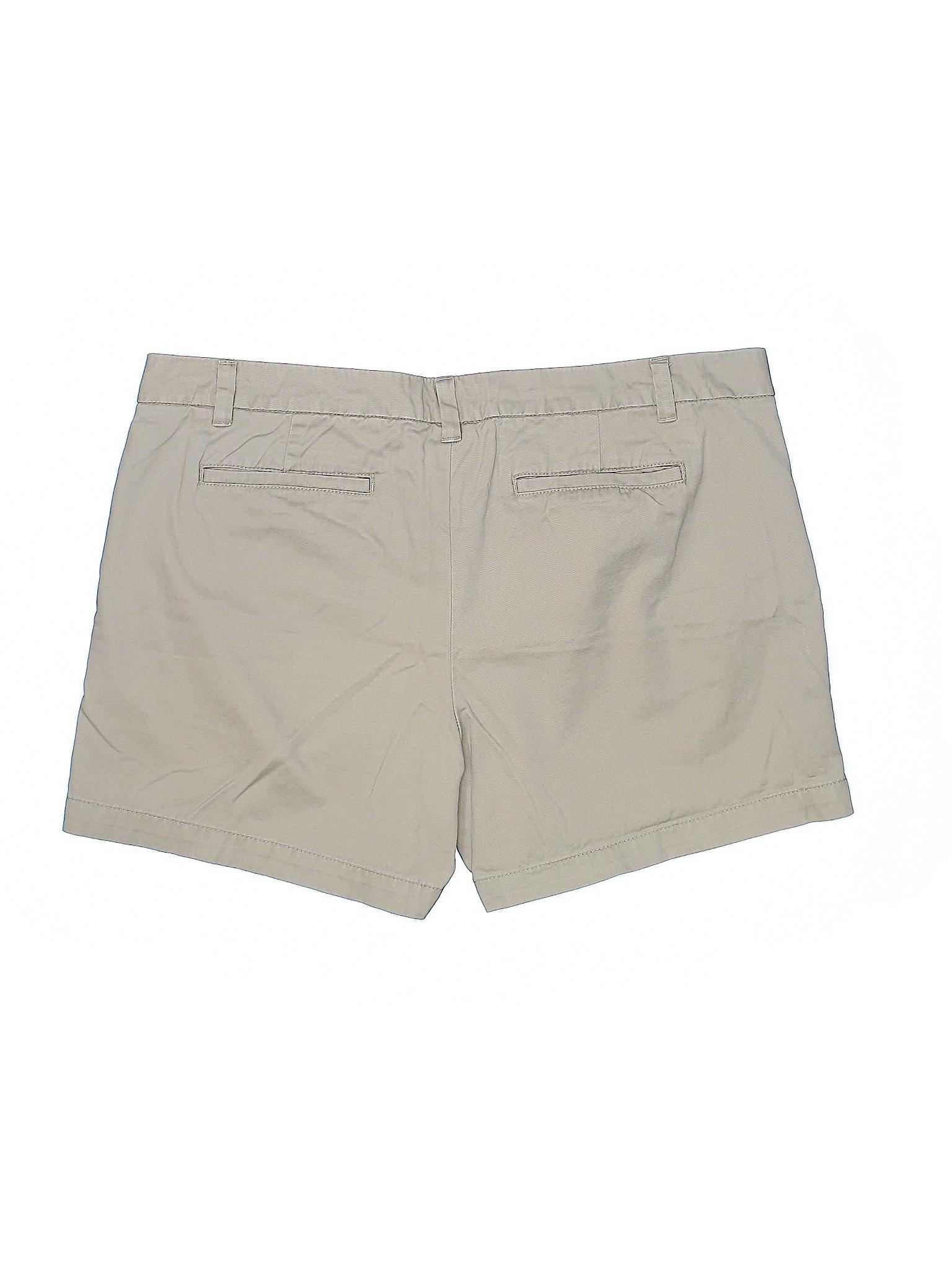 Shorts Boutique Boutique Merona Khaki Khaki Merona nXdrSXxw