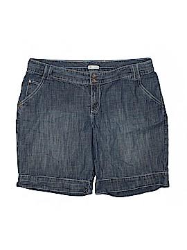 Lee Denim Shorts Size 20 (Plus)