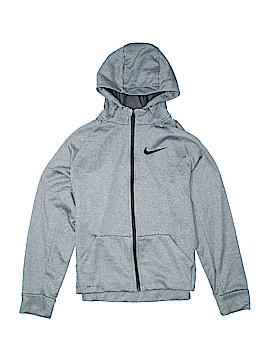 Nike Zip Up Hoodie Size X-Large (Kids)