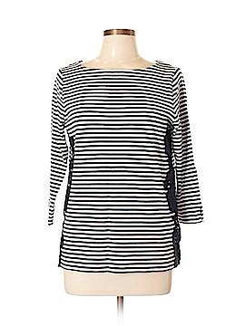 Rafaella 3/4 Sleeve T-Shirt Size L