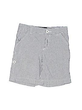 Cherokee Khaki Shorts Size 6