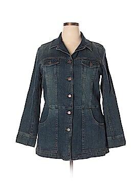Venezia Denim Jacket Size 14 (Plus)