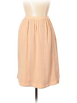 J. Crew Silk Skirt Size 12