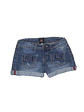 Bebe Denim Shorts Size 2