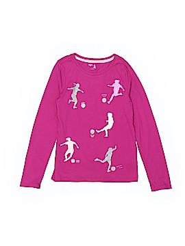 Gap Kids Outlet Long Sleeve T-Shirt Size 8 - 9
