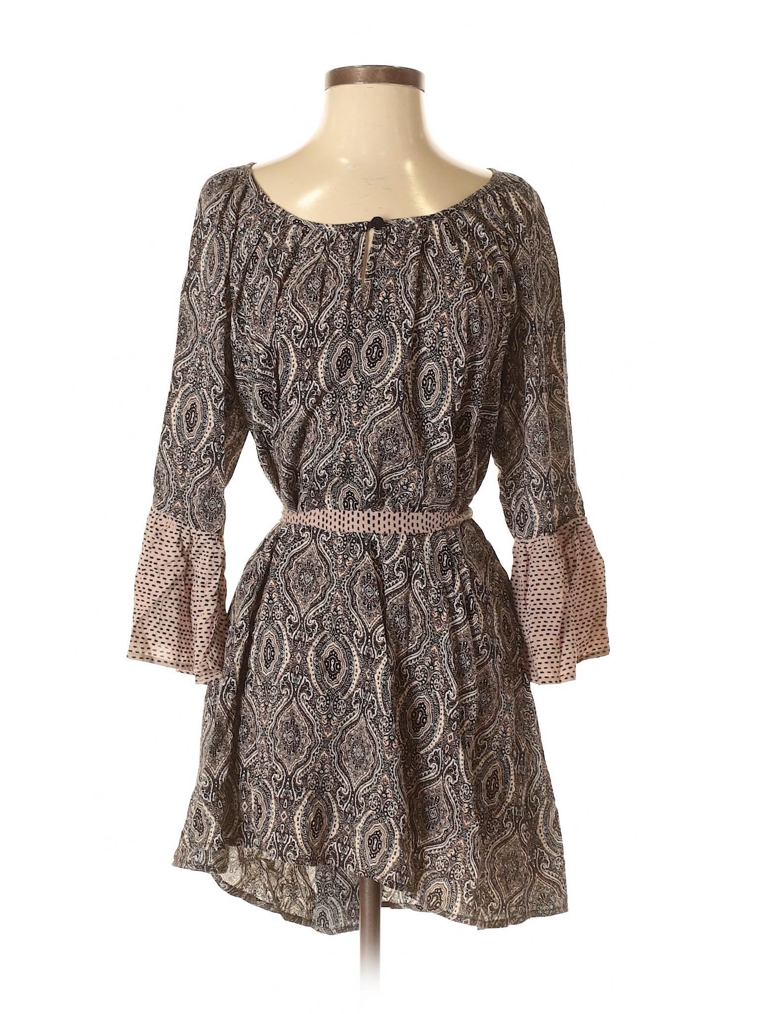 winter Boutique Casual Blue Rain Dress 4W1W0Hn