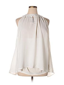 City Chic Sleeveless Blouse Size 20 (Plus)