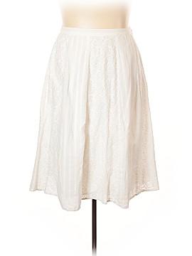 Norton McNaughton Casual Skirt Size 16 (Plus)
