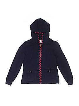 Brooks Brothers Zip Up Hoodie Size S (Kids)
