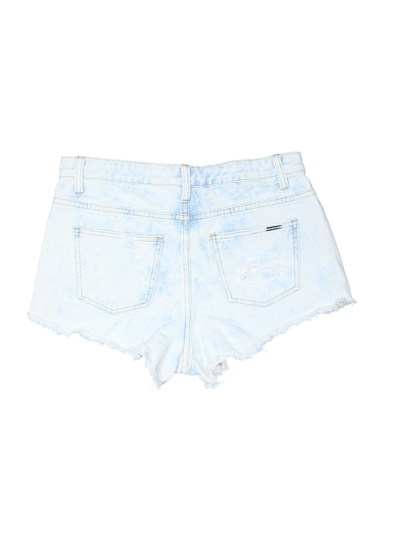 Glove Shorts Denim Leisure winter Body 1q41ExI