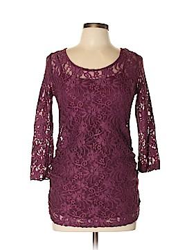 Jessica Simpson 3/4 Sleeve Top Size XL