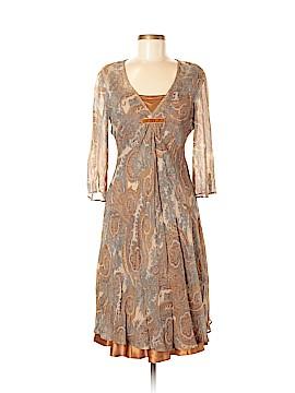 J.jill Casual Dress Size 6 (Petite)