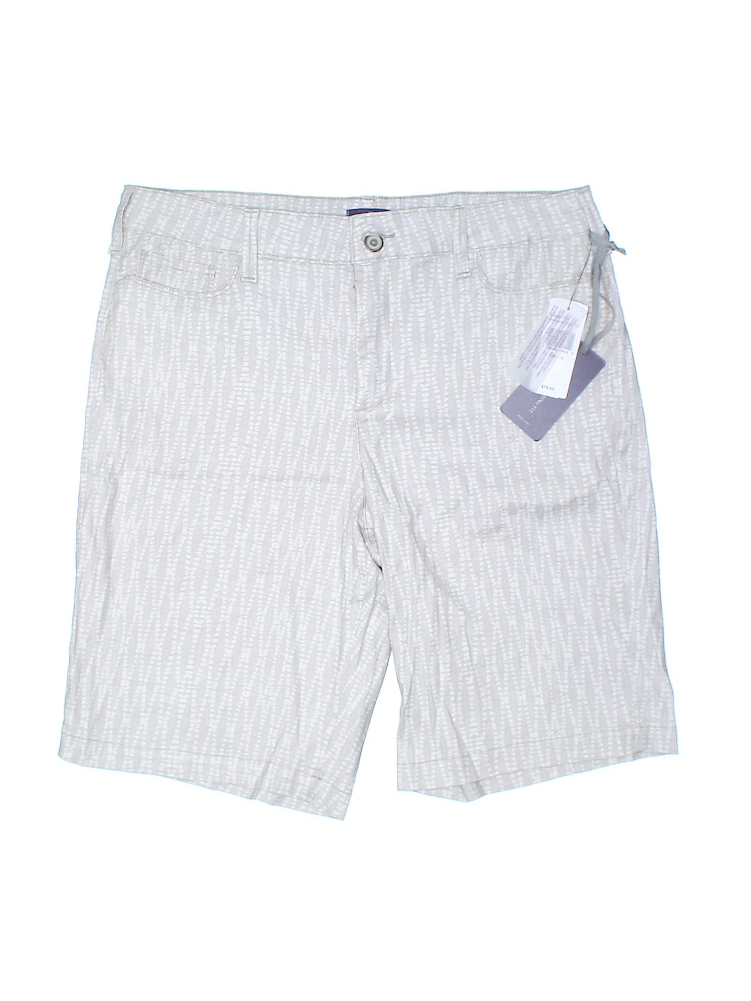 Boutique Boutique Shorts NYDJ NYDJ Khaki Khaki rUqxrwE1