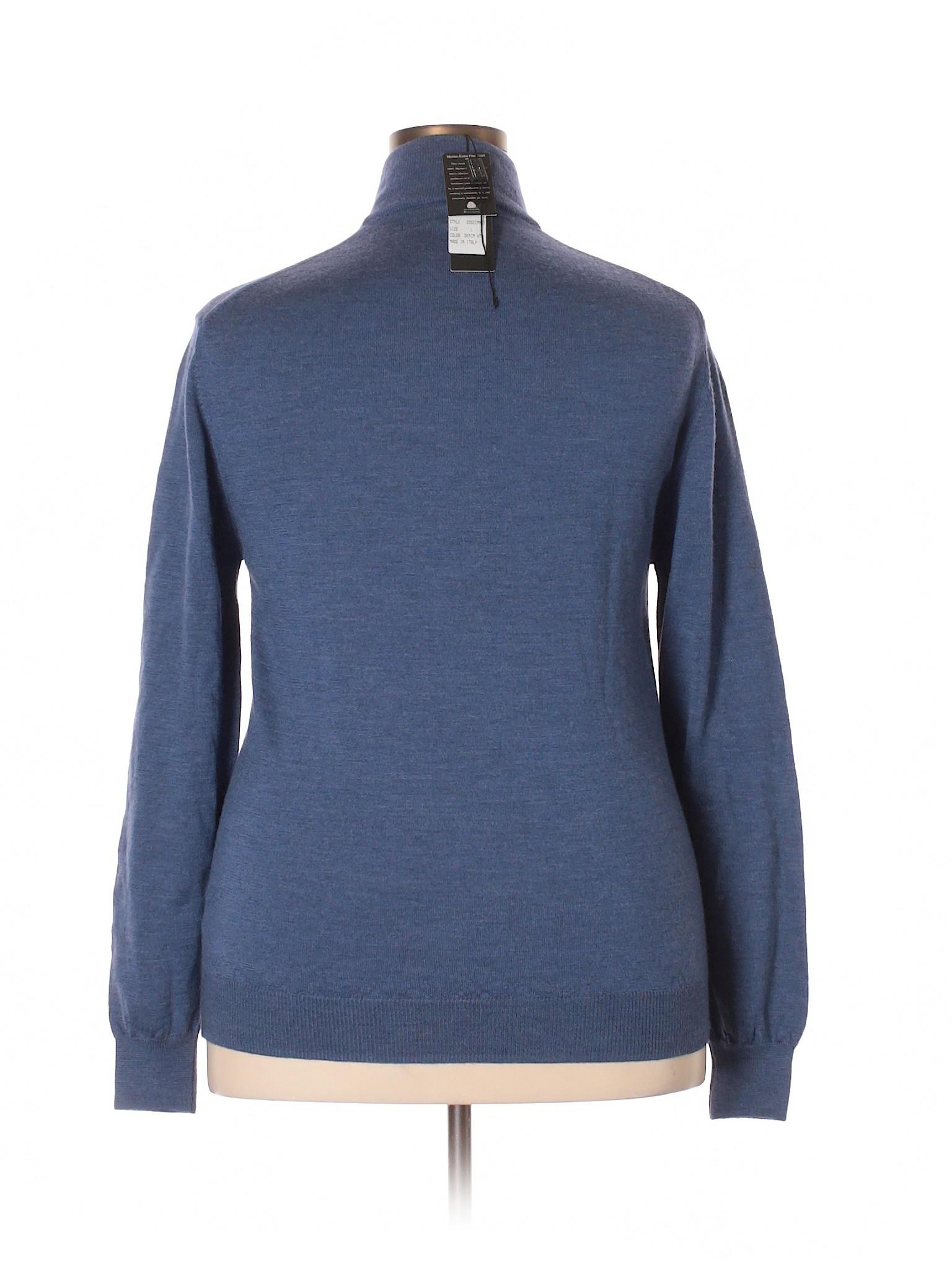 Wool Pullover Fiori Marco Sweater Boutique FEgAqX