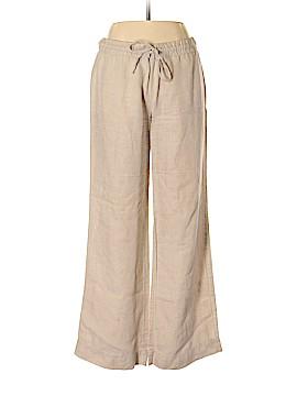INC International Concepts Linen Pants Size 8