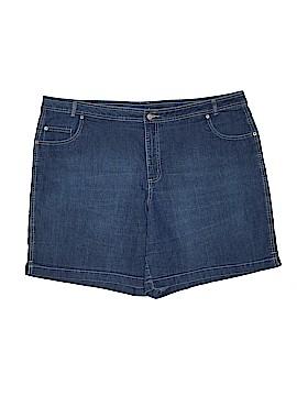 JMS Collection Denim Shorts Size 24 (Plus)