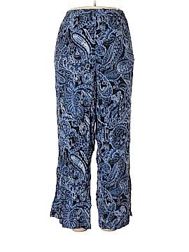 St. John's Bay Casual Pants Size 3X (Plus)